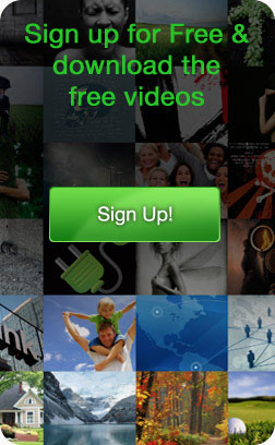 Sign Up for free and download these free videos.