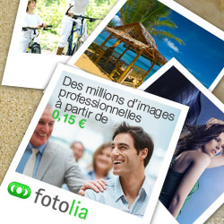 Outils marketing visuels - Fotolia